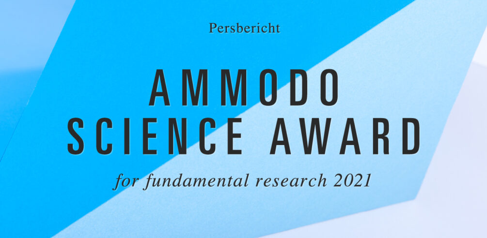 Ammodo Science Award voor acht topwetenschappers in Nederland