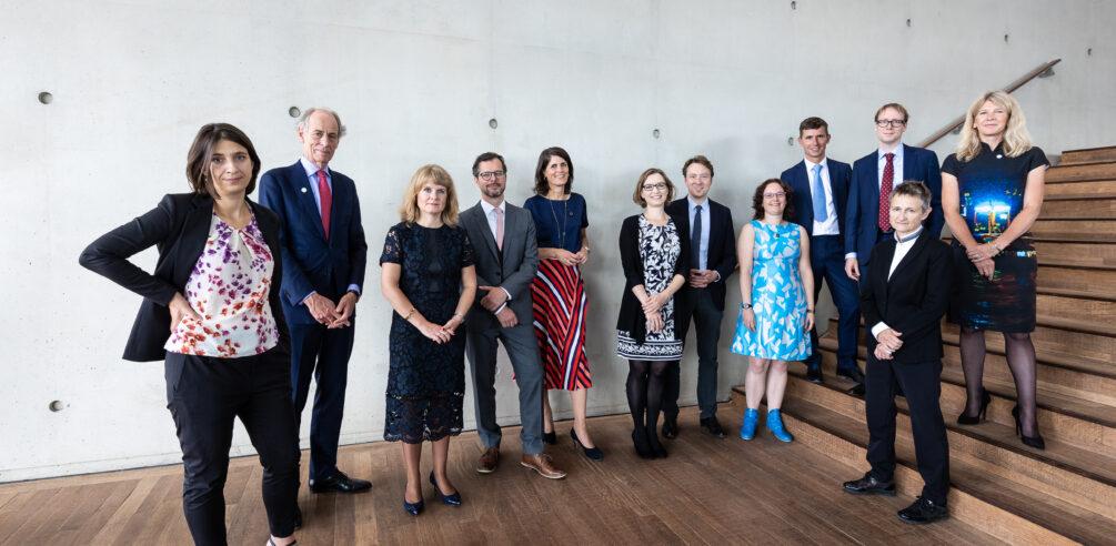 Laureates receive Ammodo Science Award 2021 at Muziekgebouw